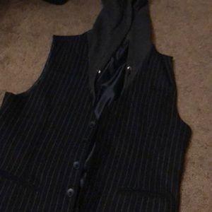 Other - Forever 21 men's hooded vest